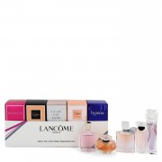 MIRACLE by Lancome Gift Set -- Best of Lancome Gift Set Includes Miracle, Tresor, La Vie Est Belle, Tresor in Love and Hypnose all are .16 oz Eau De Parfum. Tresor is .25 oz Eau De Parfum.