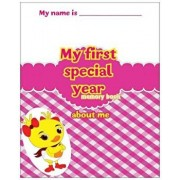 My First Special Year: First Special Year- Memory Baby Book for Girls.Memory Book to Record Memories and Milestones of Baby's First Year.Book, Paperback/Tanya Pitenko