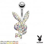 Piercing do pupíku Playboy Bunny PBNC025