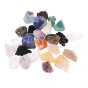 Phenovo Portable 1 Pack Natural Stone Rocks Mineral Ore Quartz for Kids Science Toys Birthday Gift