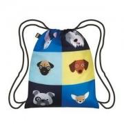 LOQI Plecak LOQI Artists Stephen Cheetham Dogs