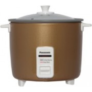 Panasonic SR WA 18H TT Electric Rice Cooker with Steaming Feature(1.8 L, Gold)