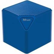 Портативна колона TRUST Ziva UR, wireless speaker, Синя, 21716