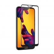 Folie sticla 5D Huawei P20 Lite - Negru