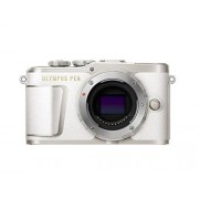 Olympus PEN E-PL9 body with 3-Inch LCD, Pearl White