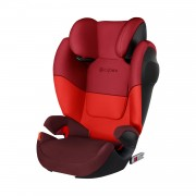 Cybex Solution M-Fix SL Autostoeltje Rumba Red