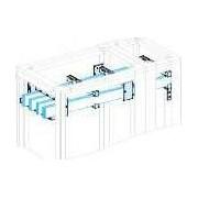 Prisma plus-p system- bara colectoare simpla orizontala - 100x10 mm - Tablouri electrice de joasa tensiune - prisma plus - Linergy - 4550 - Schneider Electric
