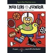 Sports Star Mad Libs Junior, Paperback