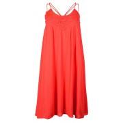 Vero Moda Rochie damă Vmfiona Sl Short Dress Poppy Red M