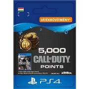Call of Duty: Modern Warfare Points - 5,000 Points - PS4 HU Digital