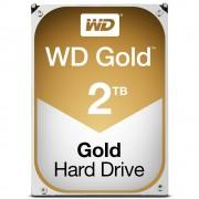 Disco 3.5 2TB WD Gold 128Mb SATA 6Gb/s 72rp -NAS/DATACENER-WD2005FBYZ