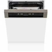 Hotpoint HBC2B19X Built In Semi Integrated Dishwasher