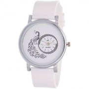KAYRA FASHION White Ladies Analog Watch-021