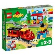 Lego Klocki LEGO Duplo 10874 Pociąg parowy