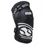 iXS Kid`s Hack Evo Series Elbow Guard Protettore per gomito (M, nero/grigio)