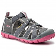 Сандали KEEN - Seacamp II Cnx 1020702 Steel Grey/Rapture Rose