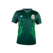 Jersey Adidas De La Seleccion De Mexico Para El Mundial De Rusia 2018