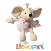 Музикална играчка мишка Babyono