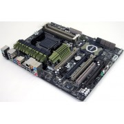 ASUS MB SABERTOOTH 990FX R2.0 SOCKET AM3+ CHIPSET AMD 990FX/SB950 4xDDR3 32GB MAX PCIE SATA USB 3.0 Retail