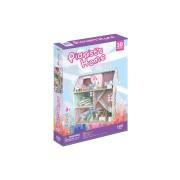 Puzzle 3D CubicFun CBF4 Colectia Casuta papusilor Casa pianistului