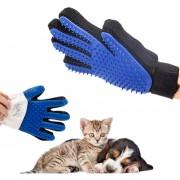 Guante Quita Pelos Para Perro Removedor Cepillo Mascotas