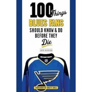 100 Things Blues Fans Should Know & Do Before They Die, Paperback/Jeremy Rutherford