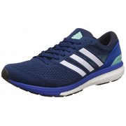 adidas Men's Adizero Boston 6 Wide Mysblu, Ntnavy And Blue Running Shoes - 7 UK/India (40.67 EU)