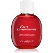 Clarins Eau Dynamisante Treatment Fragrance água refrescante recarregável unissexo 100 ml