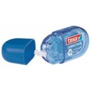 tesa Roller Mini, Opravný korekčný strojček, modrý, jednorazový, 6m x 5mm 59814-00000-00