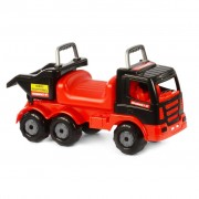 Polesie Mammoet Ride-on Tipper Truck 69x26x32 cm 1450635