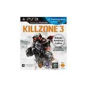 Game Killzone 3 - PS3