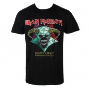 tricou stil metal bărbați Iron Maiden - Legacy of the Beast European Tour 2018 - ROCK OFF - IMTEE72M