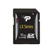 Patriot Signature Flash - Carte mémoire flash - 16 Go - Class 10 - SDHC