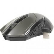 Мишка Tracer Battle Heroes Wingman RF Nano, оптична (1600 dpi), безжична, USB, гейминг, сива