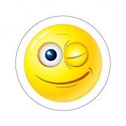 Shoppartners Agenda stickers Smileys type 9