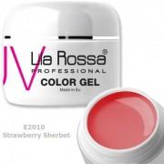 Gel color profesional 5g Lila Rossa - Strawberry Sherbet