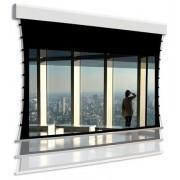 Telas de Projeção 325cm 16:9 - 4:3 Tensionada Multi-formato Classic Vision White Pro Eléctrica Profissional Adeo