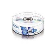 DVD-r Elgin 4,7 Gb 120 Min Pino Com 25 Un. 82179/82161 15218