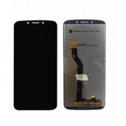Display cu touchscreen Motorola Moto G6 Play Original Negru