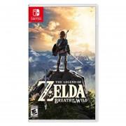 Nintendo Switch Juego The Legend Of Zelda Breath Of The Wild