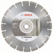 Диск диамантен за рязане Standard for Concrete 300 x 25,40 x 2,8 x 10 mm, 2608603805, BOSCH