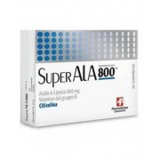 Pharmasuisse Laboratories Srl Superala 800 20cpr