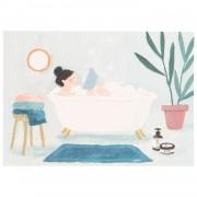 Dille&Kamille Carte, lecture au bain