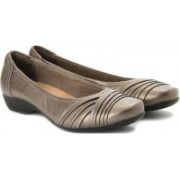 Clarks Albury Pixie Bellies For Women(Brown)