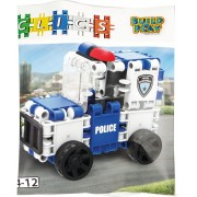 Clics Build & Play - Politiewagen