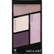 Wet n Wild Color Icon Eyeshadow Quad 4,5 g Petalette