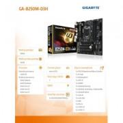 Gigabyte GA-B250M-D3H s1151 4DDR4 - DARMOWA DOSTAWA!!!
