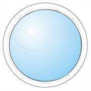 Dörrtema Dekorfönster Rund Modul 7
