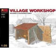 MiniArt 35521 Village Workshop
