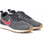 Nike NIKE MD RUNNE Running Shoes For Men(Grey, Red)